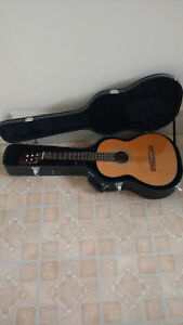 Classical guitar with Case and more