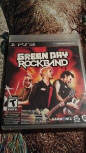 LONGUEUIL PS3: Rockband Green Day