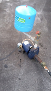 Cottage water system