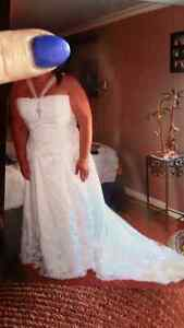 Impressions bridal gown