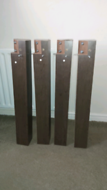 john lewis extendable table 4 chairs