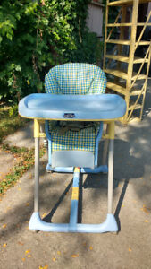 Peg Perego high chair