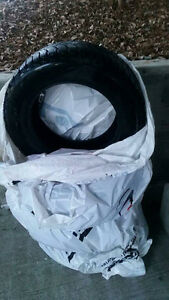 Bridgestone Blizzak 4 winter tires. 205/50/15 Strathcona County Edmonton Area image 2