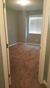 Room available to rent at new property. Contact 780-850-8136