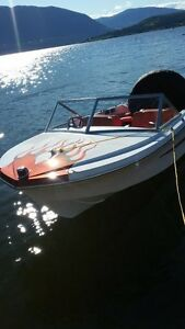 1976 Horston Glascraft with 85 hp Evinrude Motor