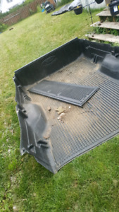 90s or more Ford truck bed liner