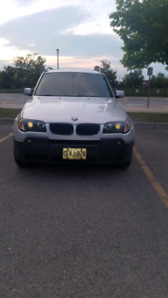 2004 BMW X3 3.0i Fully loaded