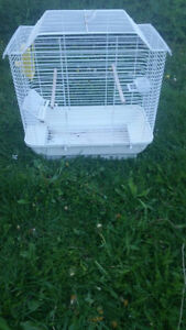Bird Cage - $40 , Delivery Included.