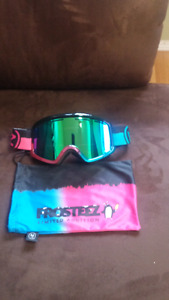 Frosteez goggles