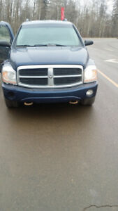 2006 DODGE DURANGO SLT SPORT,DVD, SEATER,CLEAN PROOF
