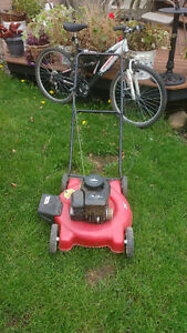 Briggs&stratton lawnmower