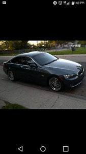 2010 bmw 328i 74000 km (rebuild status) trade for trucks only