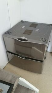 samsung washer dryer pedestal