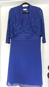 Formal -Wedding- mother of the groom/ bride  dress size 12-13