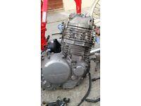 Wanted honda nx650 engine