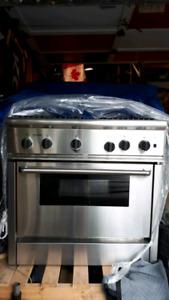 "High End Gas Range 36"" Gas stove"