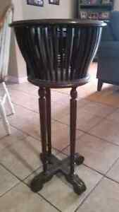 Antique/old plant stand