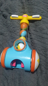 Tomy toomies ball toy