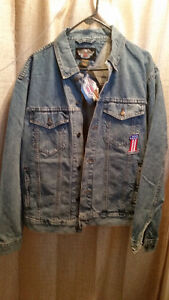 Brand New Harley Denim Jacket