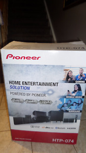 Pioneer Home Theatre System.....still in the box! Save the Tax!
