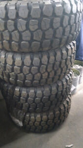 4 New 35-12.50-20LT Ironman All Country MT