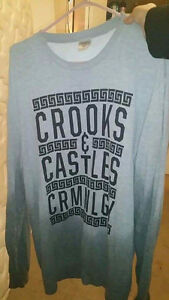 XL Crooks&Castles Sweater