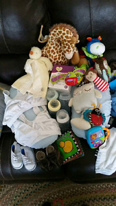 Big lot of baby items!