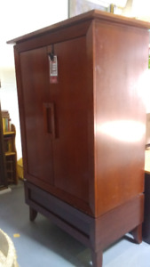 really nice solid armoire from Brownstone