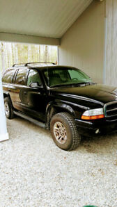 Dodge Durango slt plus 2003