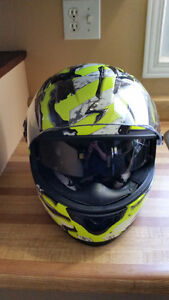 Like new motorcycle gear! Used only 1 season