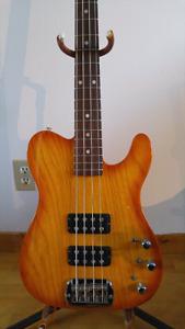G&L ASAT USA Bass/Basse echange/trade