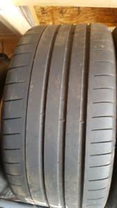 4 Michelin Pilot Super Sport 245/40/R18's