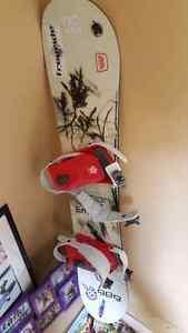 Jr option snowboard