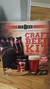 New Mr Beer Diablo IPA Kit