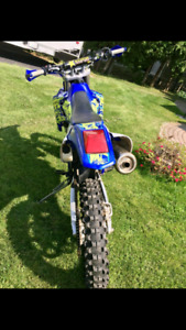 Wr250f for sale