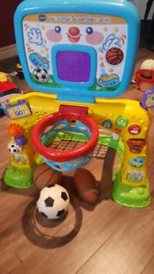 Bebe multisport interractif ( a st apollinaire ) jouet