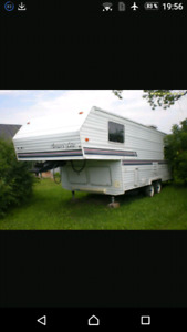 Fifth wheel amerilite 1998 4500$$ negociable