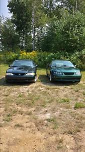 2001 Ford Mustang premium