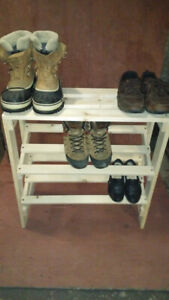 Shoe Stands   $40.00 / Stand