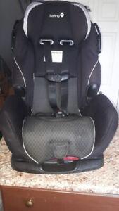 Safety 1st Alpha Omega 65 Infant/Toddler/Booster Car Seat