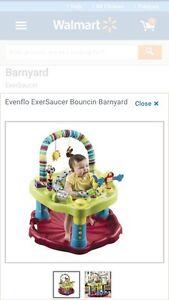 Barnyard execsaucer