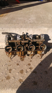 1977 honda cb 750four carburetors $160