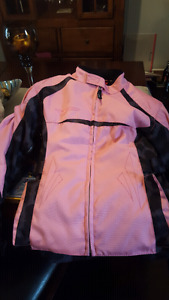 Ladies Teknic motorcycle jacket