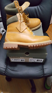 SUNRISE WHEAT 6 INCH TIMBERLANDS NEED GONE ASAP