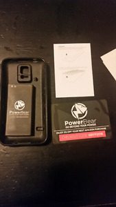 Powerbear case and battery.