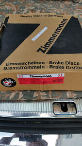 Audi A6 Front Rotors - New In Box