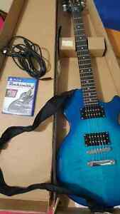 Les Paul I I Epiphone Special Best Buy Blue/Rocksmith PS4
