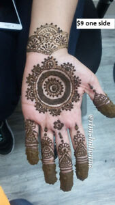 Heena Artist in Mississauga - Affordable Price, Lasting Colour