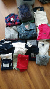 Womens size XS variety of clothing