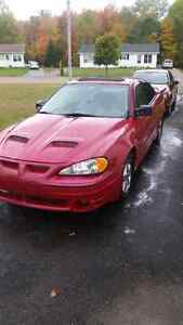 2003 Pontiac Grand am GT for sale or trade
